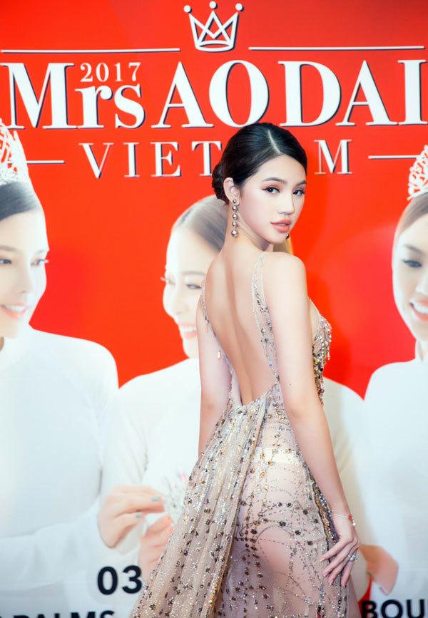 Jolie Nguyễn, hoa hậu
