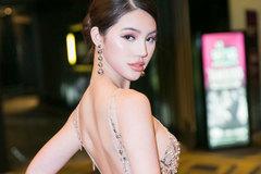 Hoa hậu 'Hội con nhà giàu' diện váy xuyên thấu khoe thân hình nóng bóng