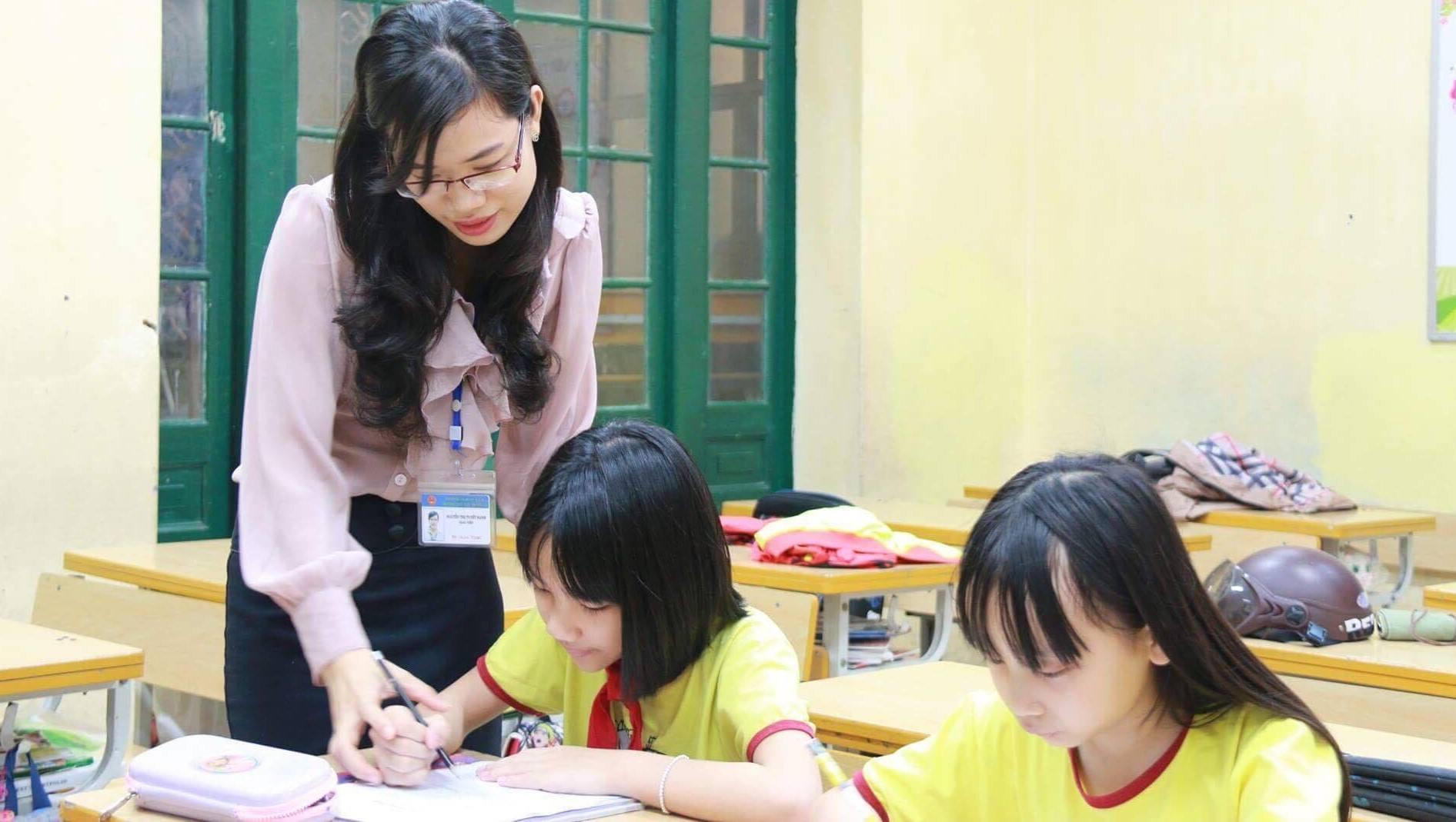 Nhiều giáo viên chưa đáp ứng được chuẩn mới đang xây dựng