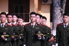 Điểm chuẩn Học viện An ninh hệ dân sự năm 2017