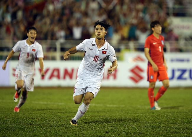 Công Phượng, U22 Việt Nam, bóng đá Việt Nam, HLV Hữu Thắng