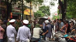 Hải Phòng: Đi xe máy đâm thẳng vào gốc cây tử vong