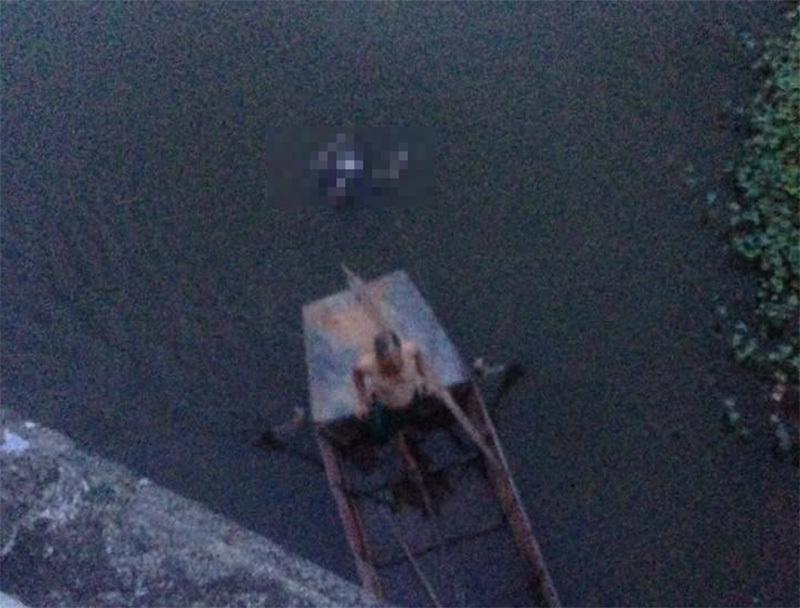 Phát hiện thi thể nhiều thương tích trôi trên sông
