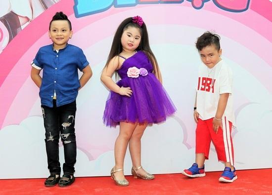 Việt Hương, Trấn Thành, Ngô Kiến Huy, Thiên thần đi học, gameshow