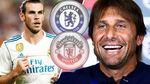 """Chelsea """"phá"""" MU giành Bale, Wenger bức xúc Mourinho được đá C1"""