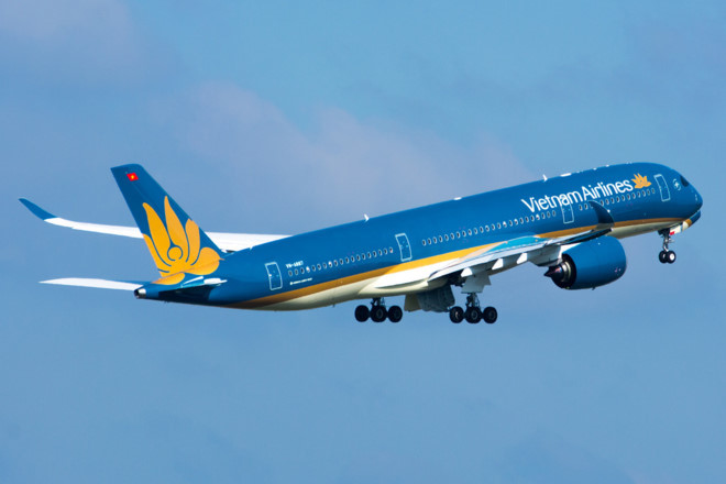 chậm hủy chuyến, bảo Noru, Vietnam Airlines,