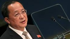 Triều Tiên không muốn phát hình ảnh đoàn tới dự ARF