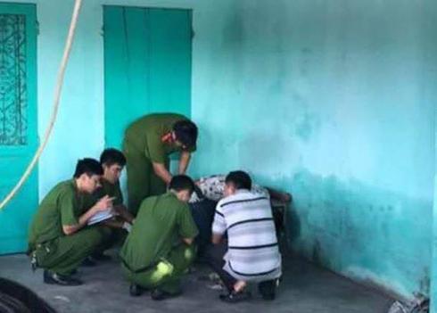 Hải Dương: Phát hiện nam thanh niên chết gục bên đường