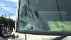 Đánh nhau trên quốc lộ, nam thanh niên bị xe tải tông bay nhiều mét