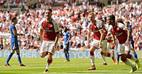 Video bàn thắng Chelsea 1-1 Arsenal (pen 1-4)