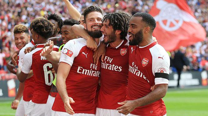 Chelsea, Arsenal, Siêu cúp nước Anh