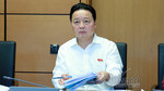 Bộ trưởng Trần Hồng Hà muốn 'nói hết' về nhận chìm