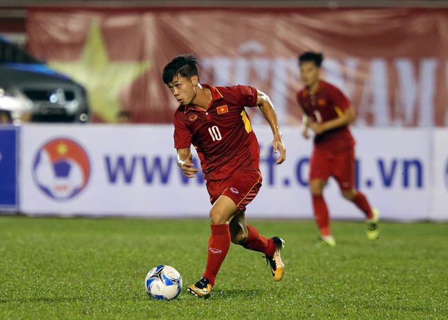 Công Phượng, U22 Việt Nam, HLV Hữu Thắng