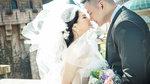 Đám cưới mơ ước của cặp vợ chồng sinh con trên đất Mỹ