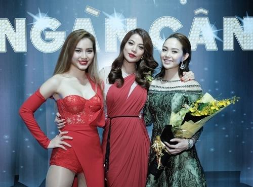 Trương Ngọc Ánh, Kim Lý, sắc đẹp ngàn cân