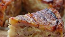 Cách làm bánh chuối nướng