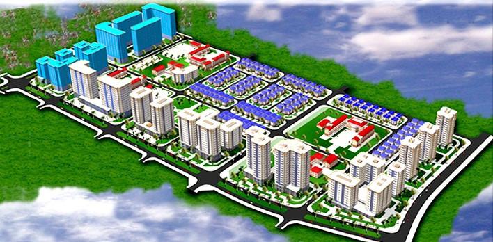 khu đô thị Hoàng Văn Thụ, điều chỉnh quy hoạch, quy hoạch Hà Nội