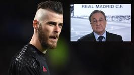 Chelsea tậu trung vệ thép, Real mời gọi De Gea