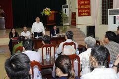 Ngày mai, 14 cán bộ hầu tòa liên quan đất đai ở Đồng Tâm