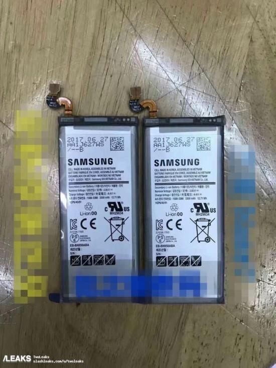Samsung, Điện thoại Samsung, Galaxy Note 8