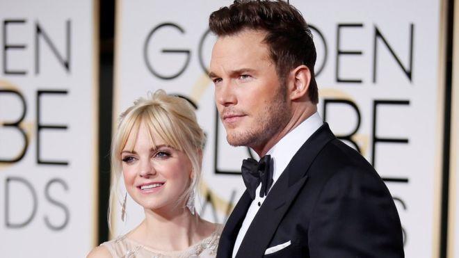 Tài tử 'Thế giới khủng long' tuyên bố ly thân vợ