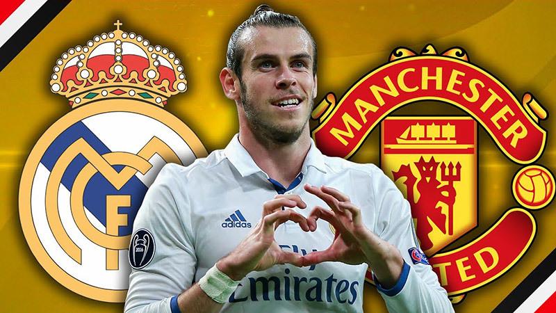 MU, Real, Bale, Mbappe