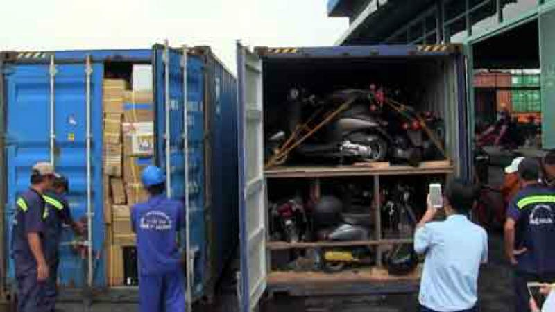 Vụ 213 container bốc hơi: Lộ diện 'chiêu' buôn lậu cực khủng