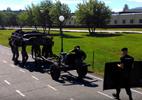 Màn tháo lắp xe hơi trong nháy mắt của học viên sĩ quan Nga