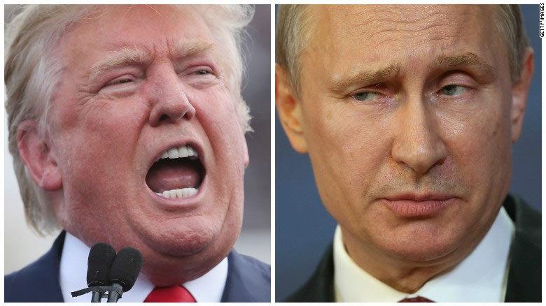 Donald Trump, Putin, quan hệ Nga Mỹ, trừng phạt kinh tế