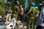 Thiếu úy công an bị đánh khi xử lý thanh niên gây rối