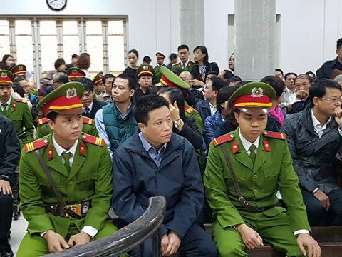 Hà Văn Thắm, Oceanbank, Ngân hàng Đại Dương, PVN, Nguyễn Xuân Sơn, đại án