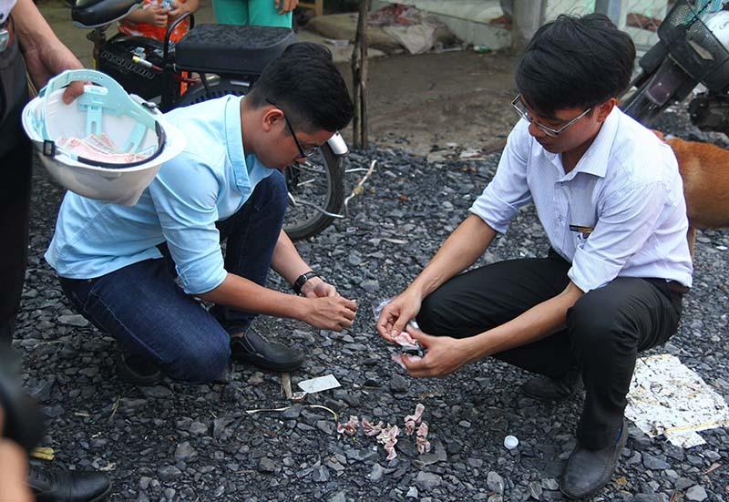 Chai nhựa,  trạm thu phí Cai Lậy, Tiền Giang, trạm thu phí
