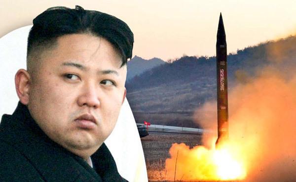Triều Tiên, tên lửa Triều Tiên, vũ khí Triều Tiên,Kim Jong Un