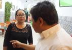 Ông Đoàn Ngọc Hải trảm bãi giữ xe trước cổng UBND quận 1 - ảnh 7