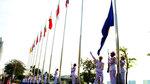 Lễ thượng cờ ASEAN tại TPHCM