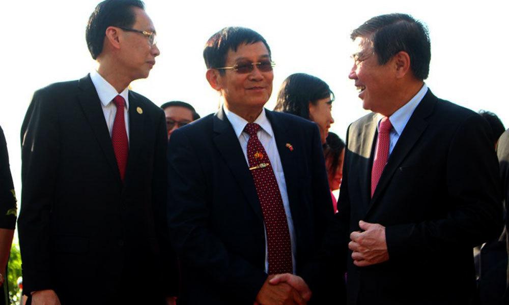 ASEAN, lễ thượng cờ ASEAN, TP.HCM
