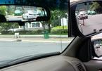 Cách chỉnh gương để 'thoát' điểm mù khi lái xe ô tô