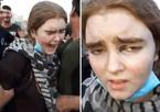 Bị bắt, cô dâu IS người Đức khóc lóc thảm thiết