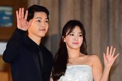 Song Joong Ki và Song Hye Kyo quyền lực nhất Hàn Quốc