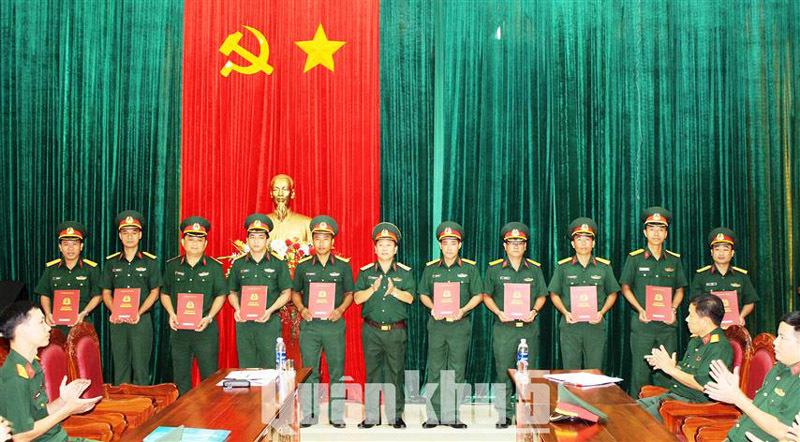 bổ nhiệm, nhân sự, Bộ Quốc phòng, Hưng Yên, Thái Nguyên