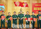 Công bố quyết định của Bộ Quốc phòng về công tác cán bộ