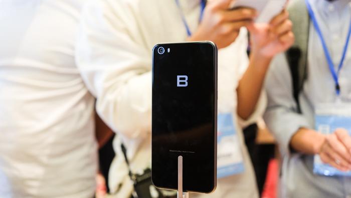 Bphone 2, Smarphone, Android, điện thoại di động