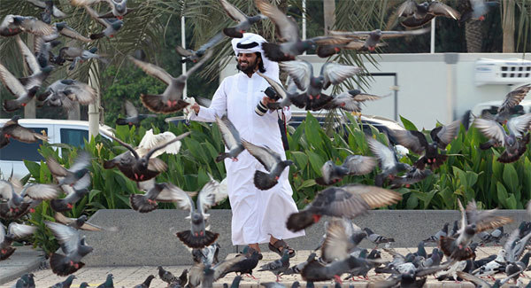 Qatar, liên minh Ả rập, đối đầu