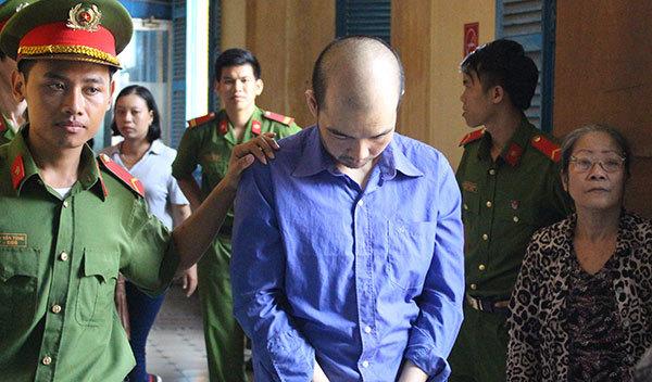 giết người, người nước ngoài, bị cáo, tuyên án, Sài Gòn