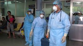 Bệnh nhân dịch bệnh SARS cần được chăm sóc như thế nào?