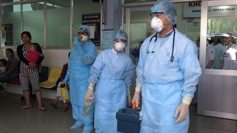 Nguyên nhân bệnh SARS,Điều trị bệnh SARS,SARS