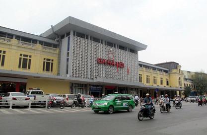 Di dời đường sắt, quy hoạch đường sắt, Bộ GTVT, Hà Nội