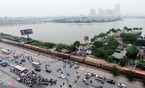 Chuyển đường sắt sang bên kia sông Hồng: Bất tiện nghìn khách đi lại