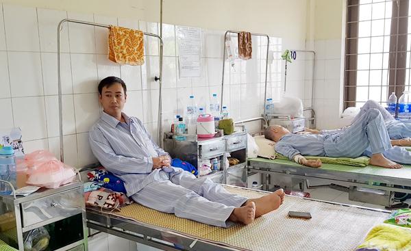 bệnh sốt xuất huyết, sốt xuất huyết, bệnh truyền nhiễm, Bệnh viện Bệnh nhiệt đới, suy đa tạng
