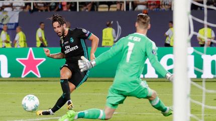 Video bàn thắng MU 1-2 Real Madrid